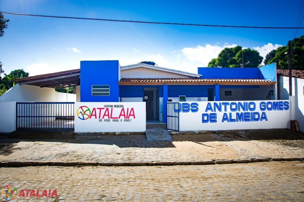 Prefeitura conclui obras de reforma e ampliação da UBS do Distrito Santo Antônio