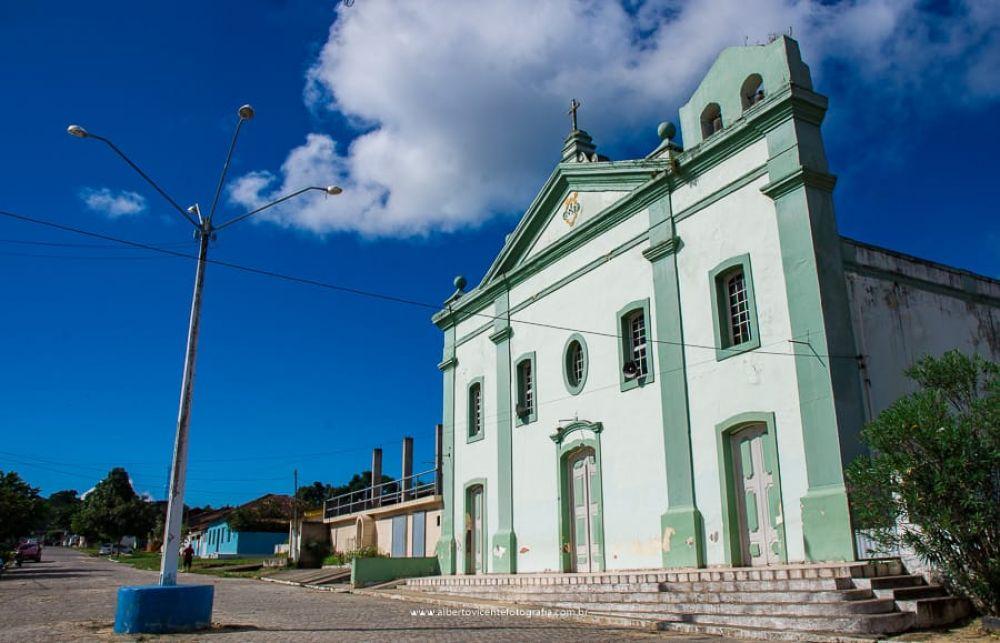 Igreja Matriz de Nossa Senhora das Brotas - Cidade Alta