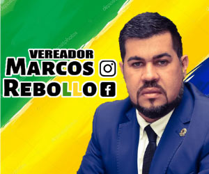 Vereador Marcos Rebollo