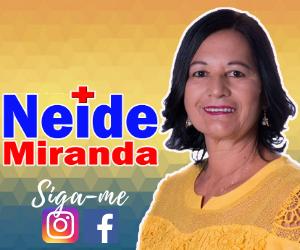 Vereadora Neide Miranda