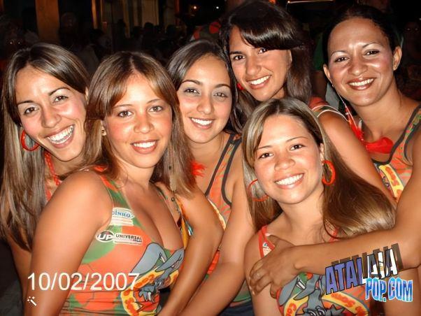 Bloco Coelho Som 2007