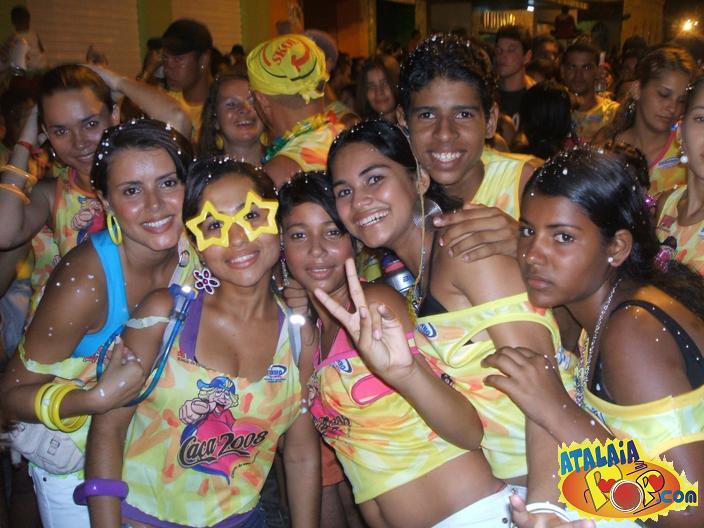 Bloco Caça Cachaça 2008 - 2º Dia