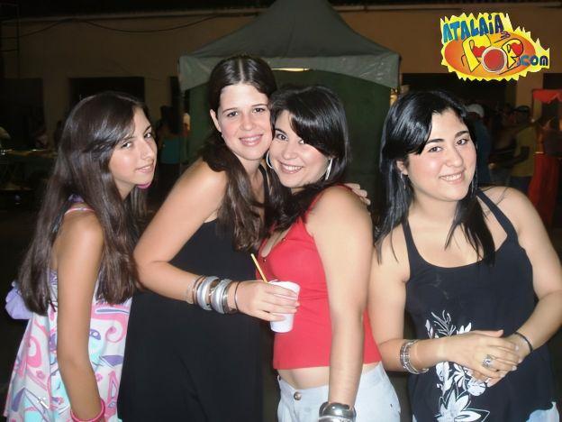 Show com as bandas Arroxados e Mauricinhos 2008