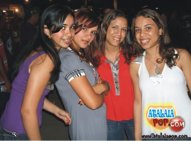 Show com a Banda Desejo de Menina 2008