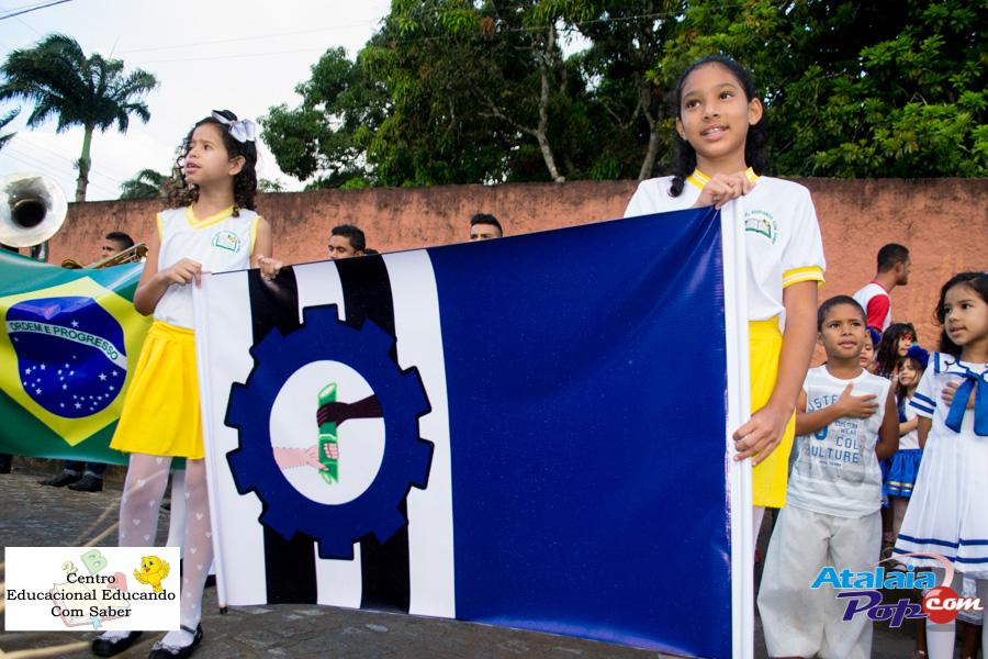 C. E. Educando com Saber - Alagoas 200 anos