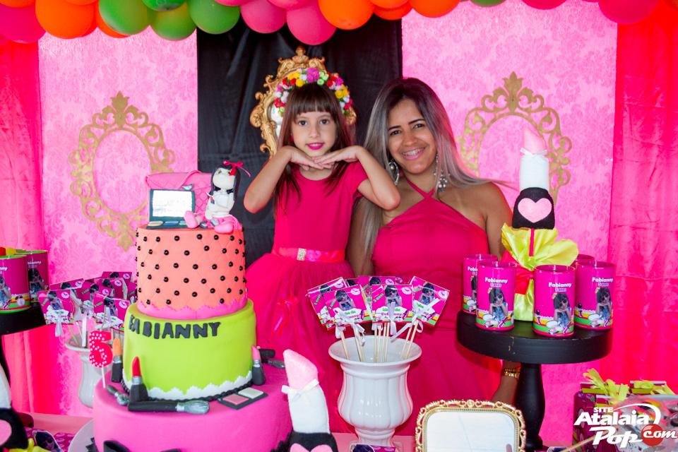 Aniversário de 5 anos da Fabianny