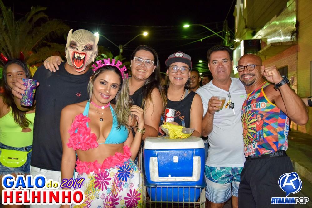 Bloco Galo do Helhinho 2019