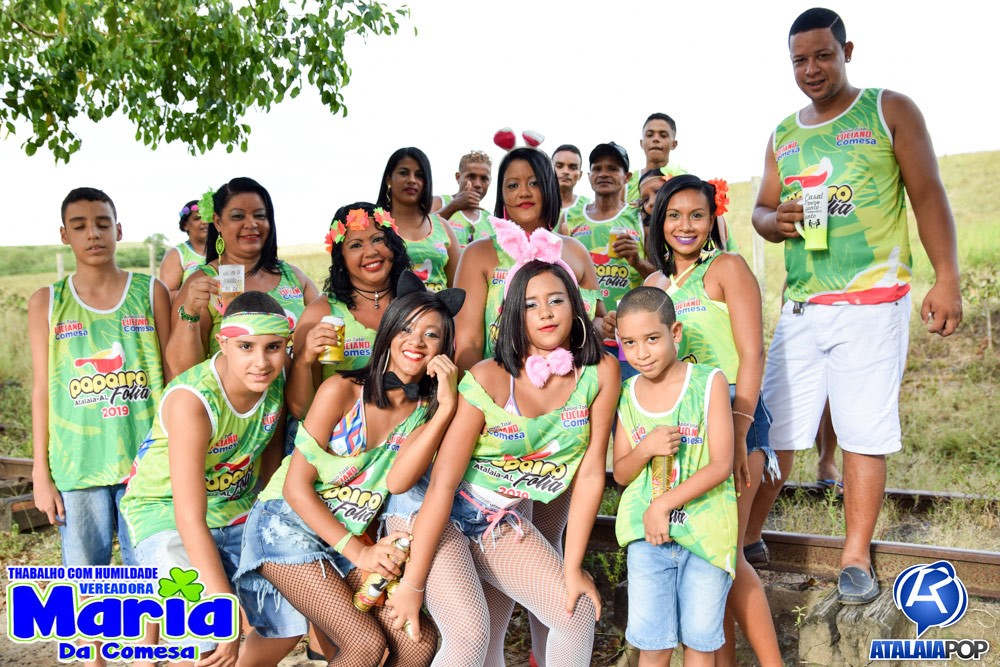 Bloco Papeiro Folia 2019