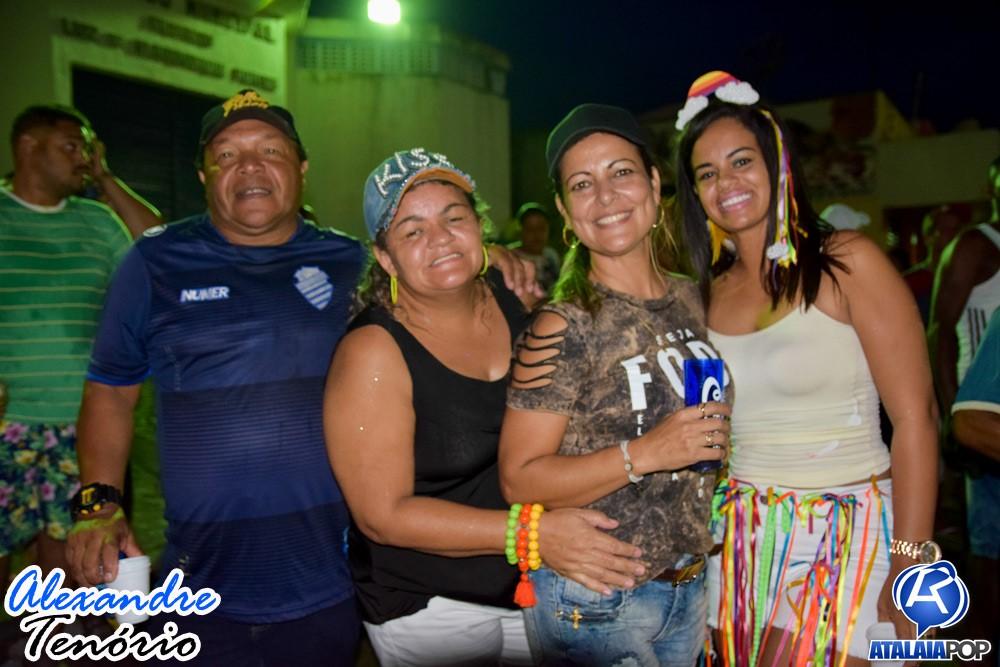 Bloco Azul & Preto 2019
