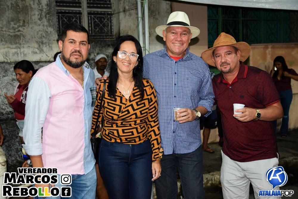 Arraiá Tô Com Elle 2019 - Organização Vereador Marcos Rebollo