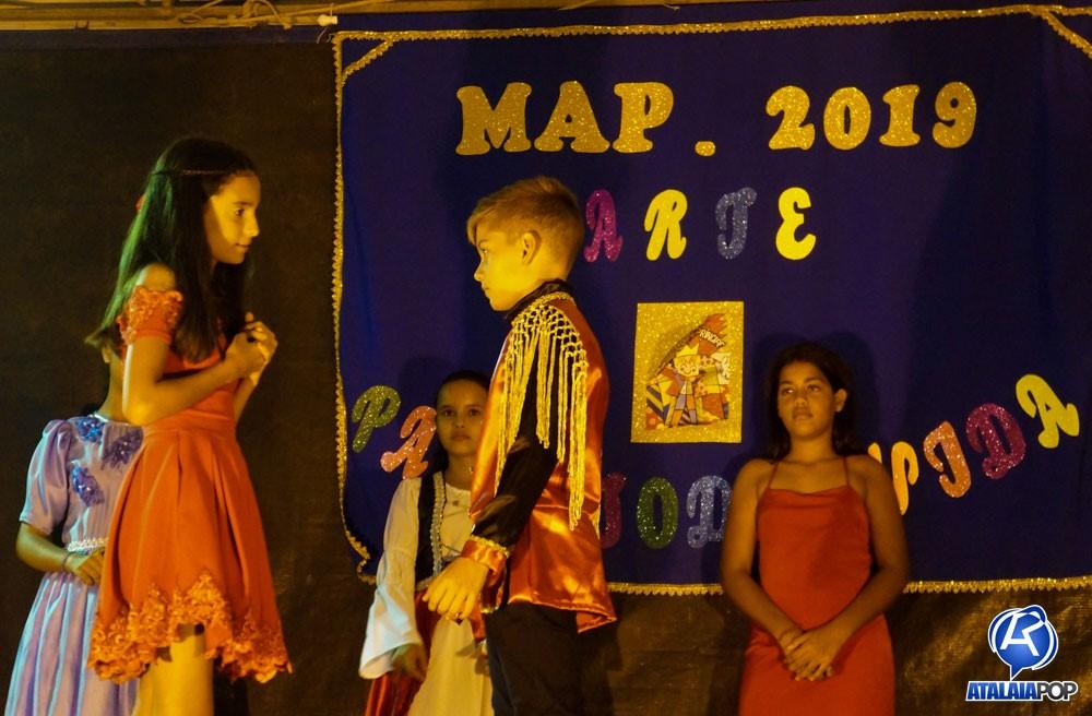 3º dia da MAP 2019 do C. E. O Pequeno Príncipe