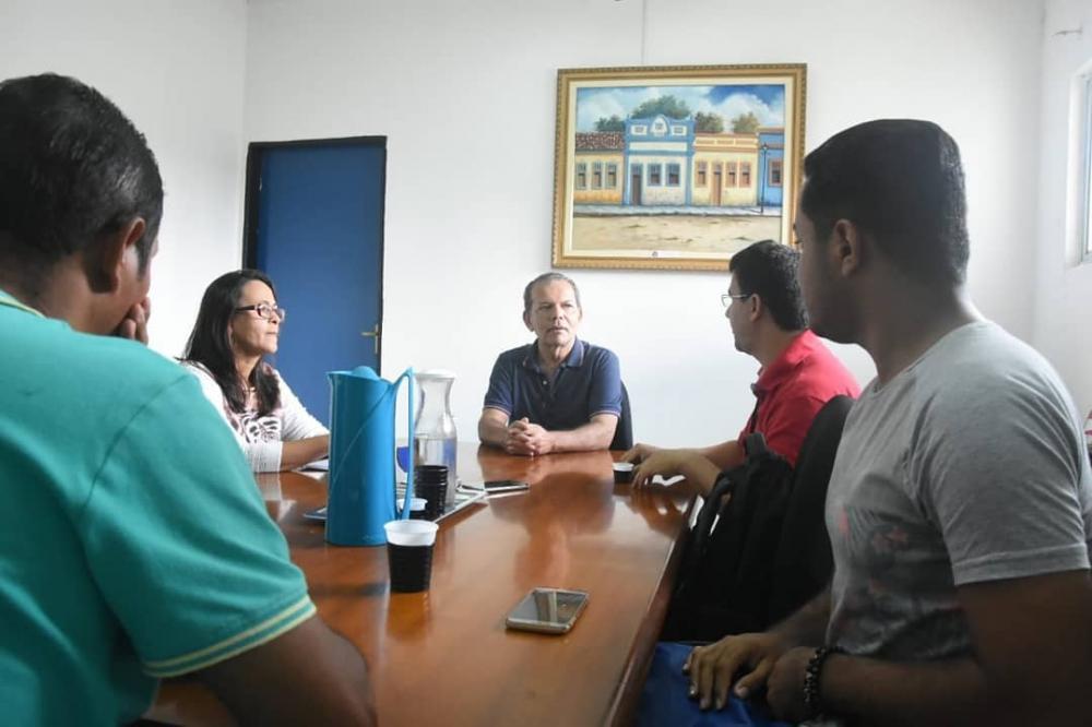 Chico Vigário se reúne com ACS e ACE com o objetivo de ajustar acordos firmados