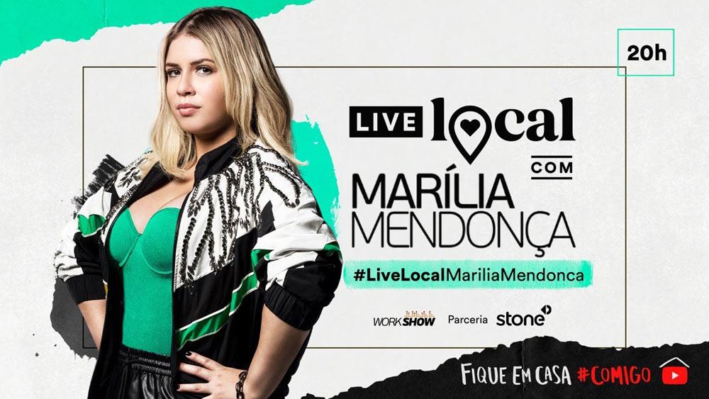Live da Marília Mendonça.