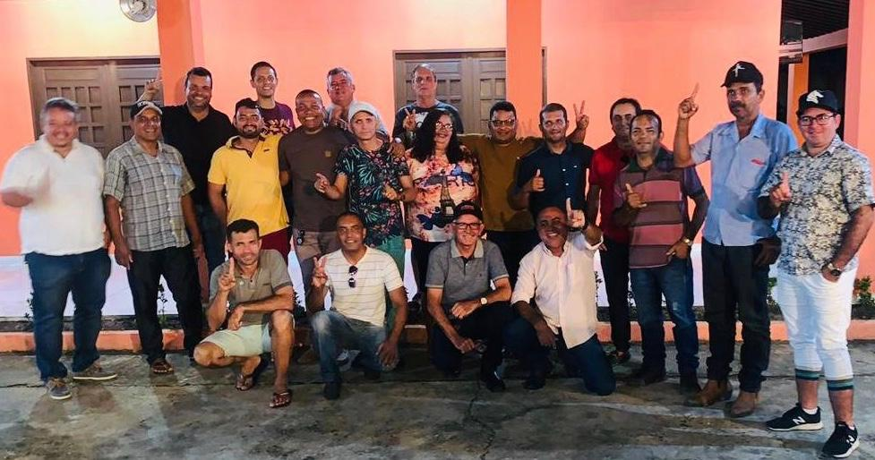 Novas filiações fortalecem o Progressistas em Atalaia que deve compor chapa majoritária com o atual prefeito