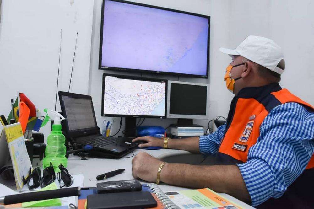 Defesa Civil de Atalaia inicia o monitoramento da quadra chuvosa