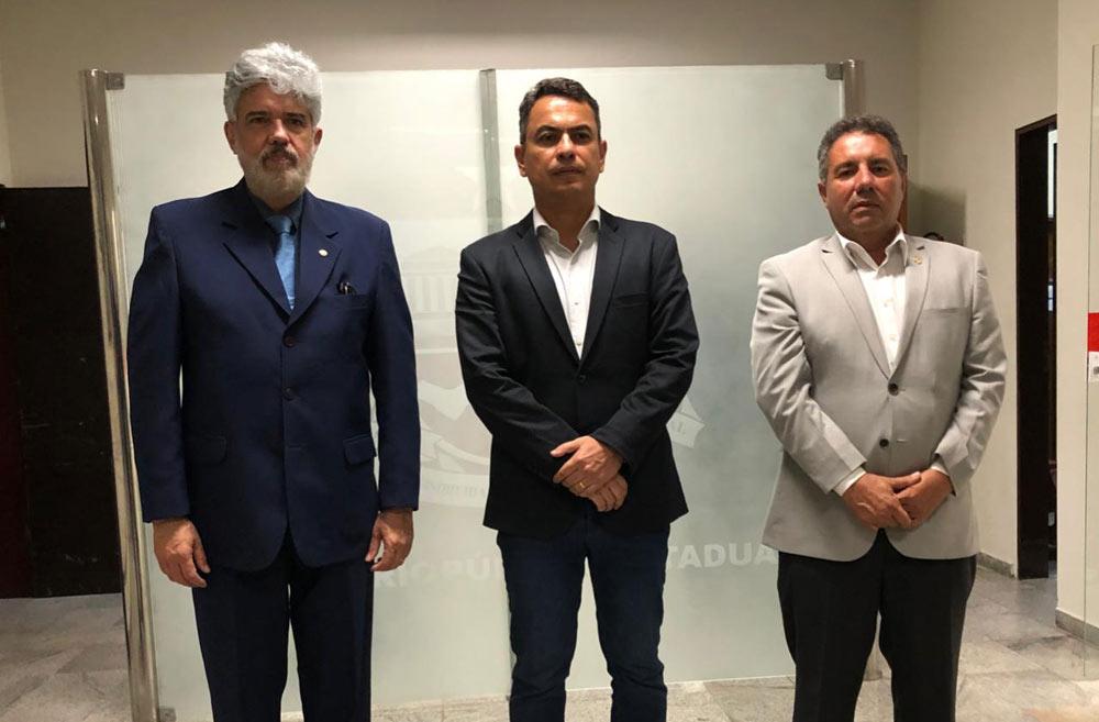 Procurador Márcio Roberto compõe lista tríplice para o cargo de procurador-geral de Justiça