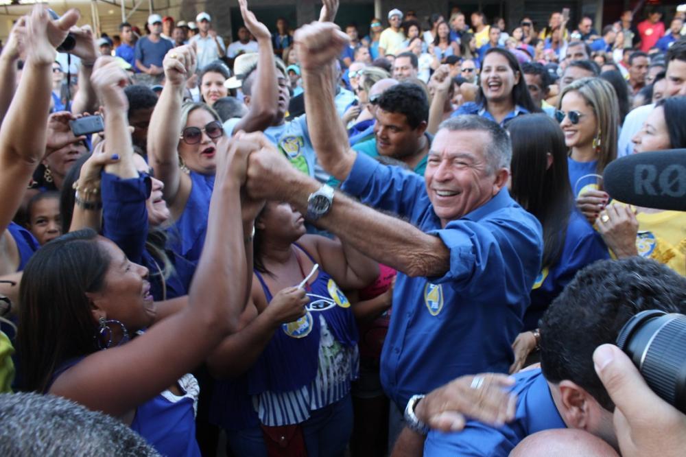 Ex-prefeito Zé do Pedrinho