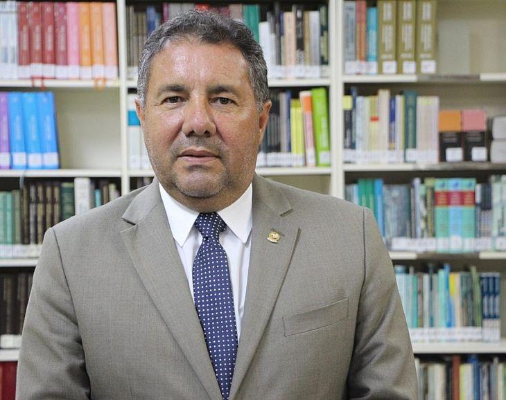Dr. Márcio Roberto Tenório de Albuquerque é o novo PGJ de Alagoas.