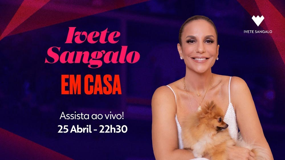 Live show da Ivete Sangalo.