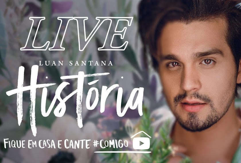 Live show do Luan Santana.