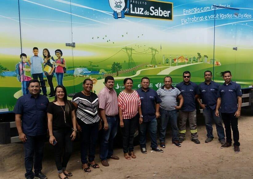 Alunos da rede municipal de Atalaia irão participar de atividades do Projeto Luz do Saber