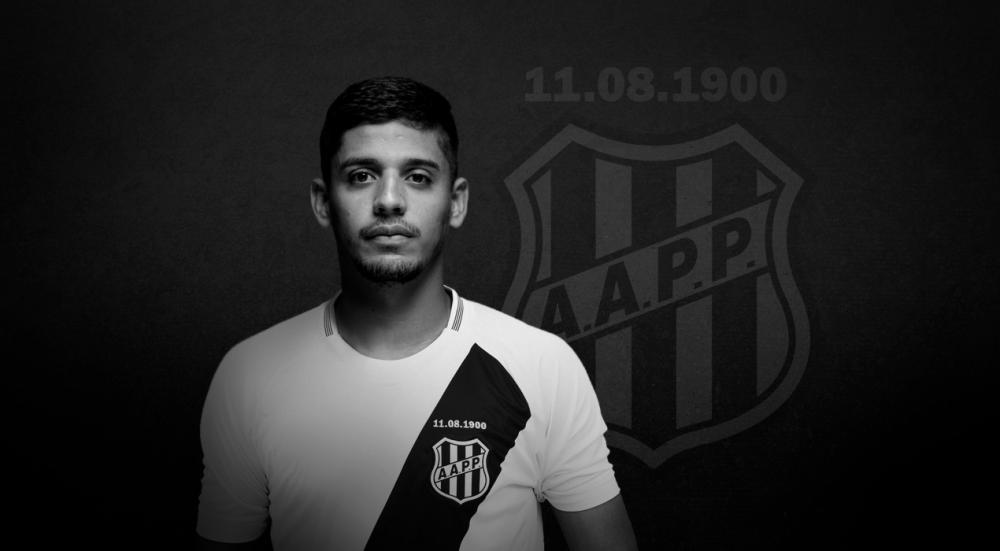 Neto Moura vai jogar pela Ponte Preta.