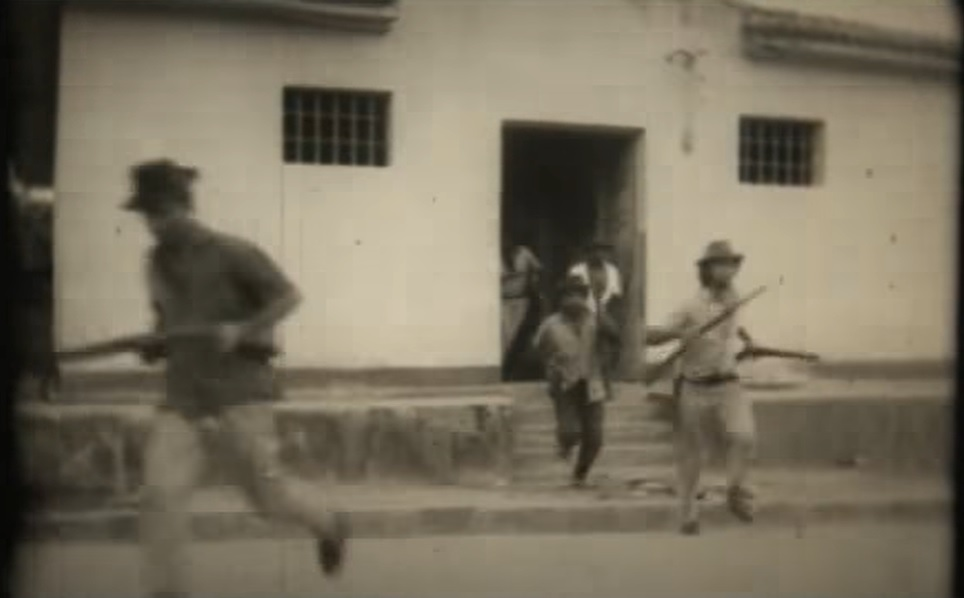 Antiga cadeia pública de Atalaia.