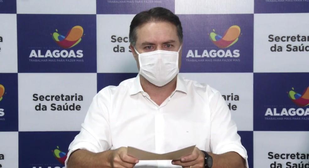 Alagoas prorroga medidas de isolamento até 30 de junho