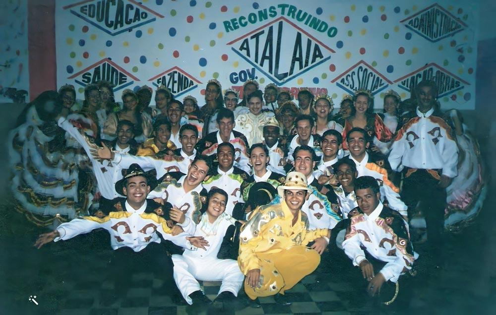 Quadrilha Junina Asa Branca – Tricampeã Alagoana e Campeã Brasileira