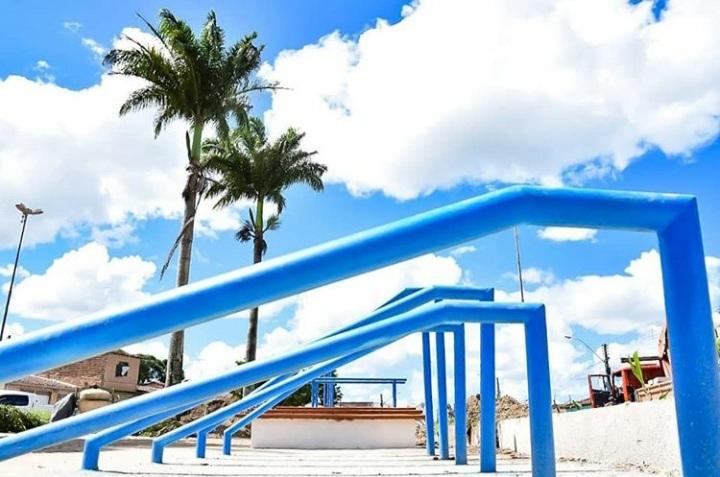 Academia da Saúde no bairro José Paulino vai incentivar a prática de atividades físicas