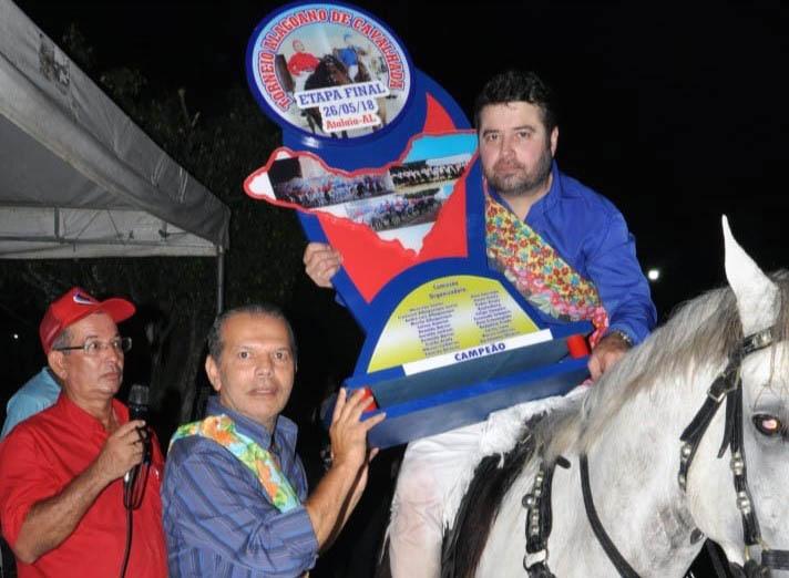 Atalaia domina pódio, mas Capela conquista mais um título do Alagoano de Cavalhada