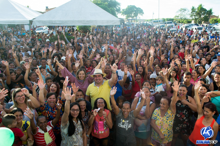 Mães de Atalaia são homenageadas em linda festa organizada pela vereadora Camyla Brasil