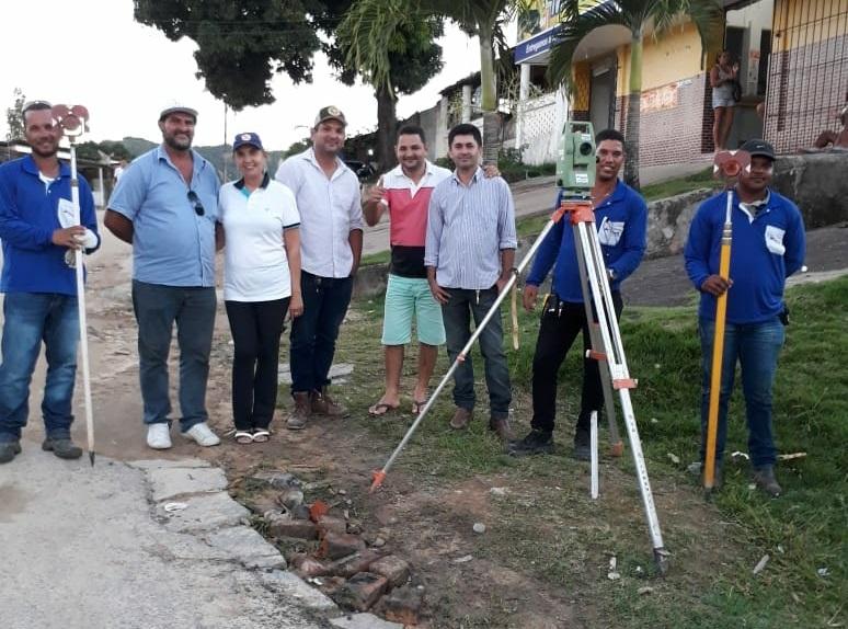 Fundação Amadeu Inácio consegue a doação de projeto de pavimentação asfáltica para Ouricuri