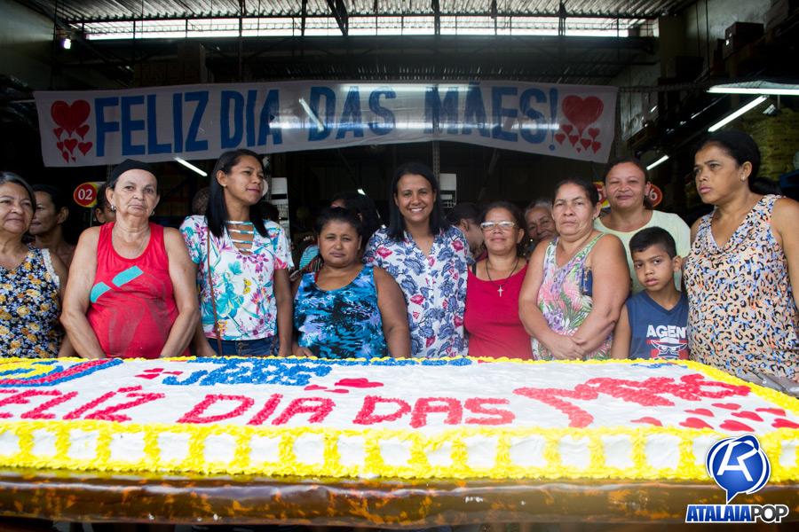 Supermercado Bom Jesus realiza mais uma edição da festa do Dia das Mães