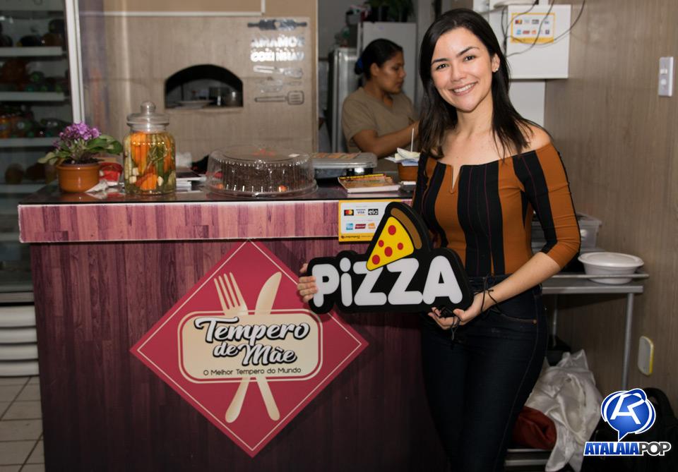Em grande estilo, Pizzaria Tempero de Mãe é inaugurada em Atalaia