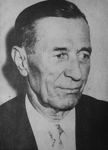 Prefeito José Tenório de Albuquerque Lins – O Major José Tenório
