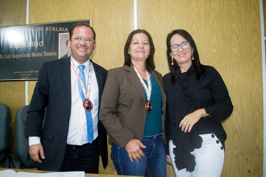 Sessão Ordinária da Câmara Municipal de Atalaia do dia 22 de maio de 2018