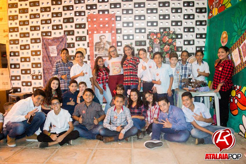 Casa de Cultura de Atalaia foi palco do VI Varal Literário do CEPP