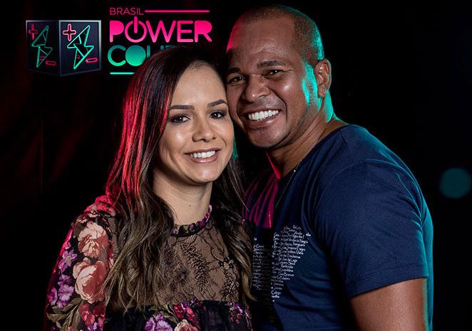 Aloísio Chulapa e Luisa Albuquerque participam da nova temporada do Power Couple Brasil