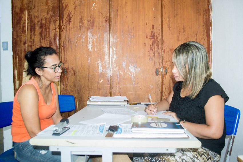 Assistência Social inicia recadastramento de famílias atalaienses que constam em lista enviada pela CAIXA