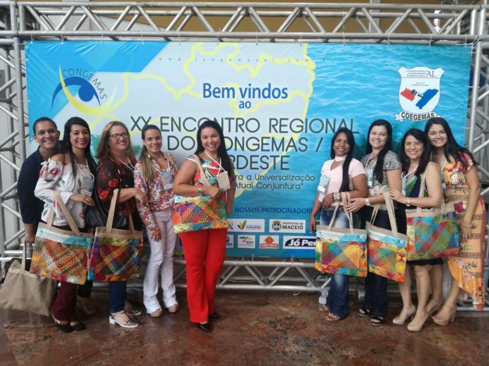 Atalaia participa do XX Encontro Regional do CONGEMAS Nordeste