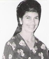 Dona Vandete Pacheco Cavalcante