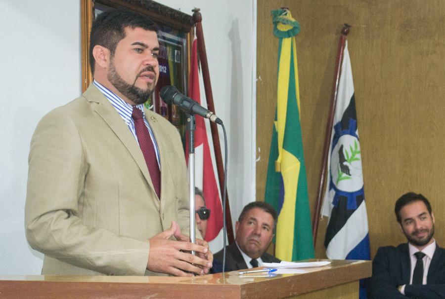 Sessão Ordinária da Câmara Municipal de Atalaia do dia 28 de agosto de 2018