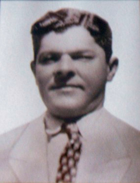 Professor Genário Cardoso de Farias.