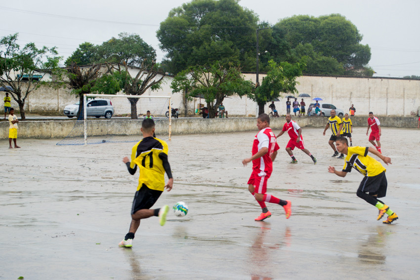 2ª divisão do Campeonato Municipal de Futebol Amador teve inicio neste domingo em Atalaia