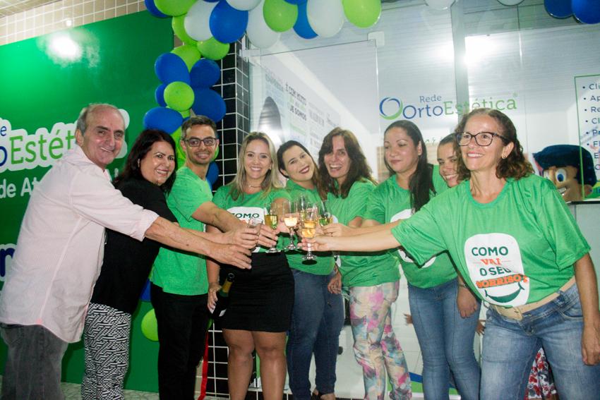 Rede OrtoEstética: Inauguração marca um novo conceito em odontologia em Atalaia