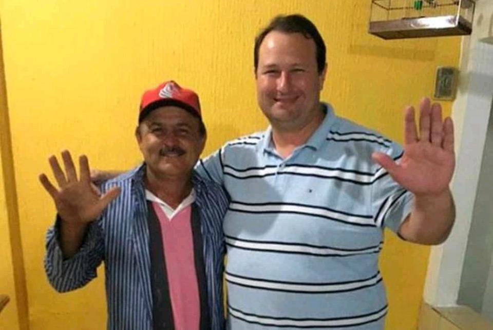 Vereador Marivaldo destaca trabalho de Dudu em prol do Distrito Porangaba