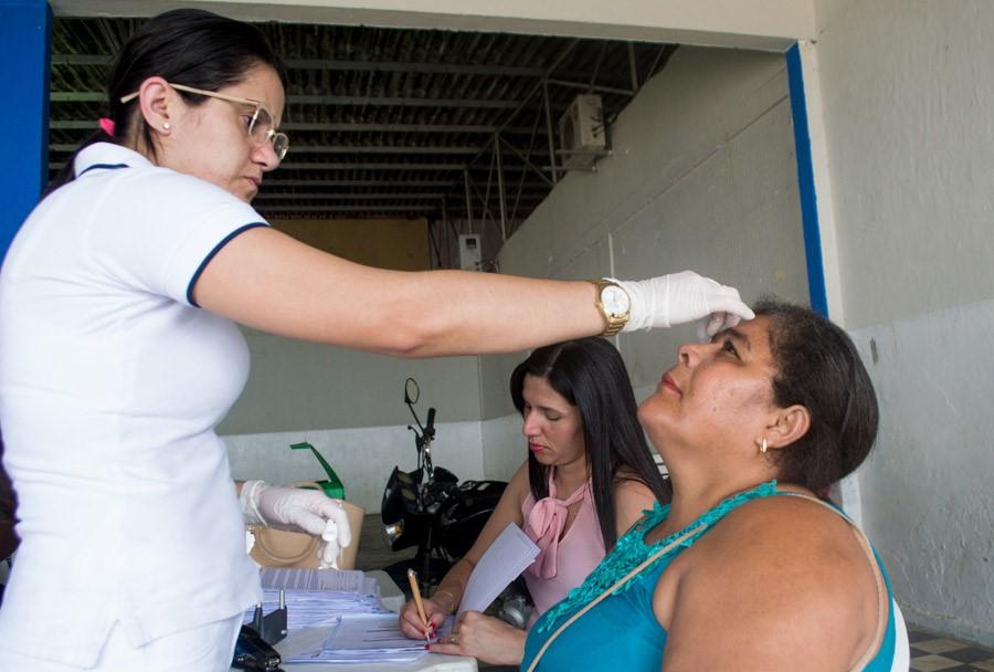 Prefeitura realiza mais um mutirão oftalmológico para pacientes diagnosticados com glaucoma