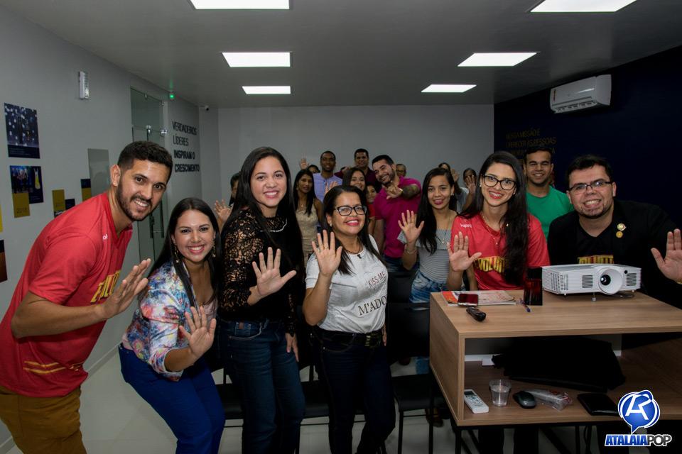 Consultora Valéria Araújo realiza evento de apresentação do Plano de Negócios Hinode em Atalaia