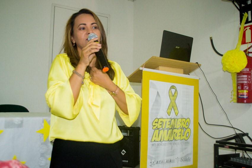 Secretaria de Saúde de Atalaia promove ações de conscientização e prevenção ao suicídio